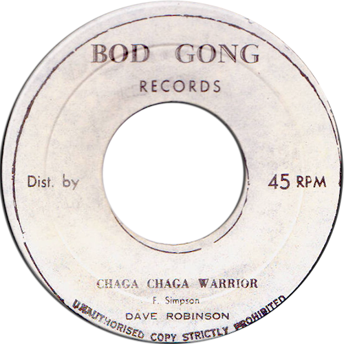 Bod Gong Records